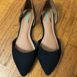 Plume by Faryl Robin Pointy Toe Flats